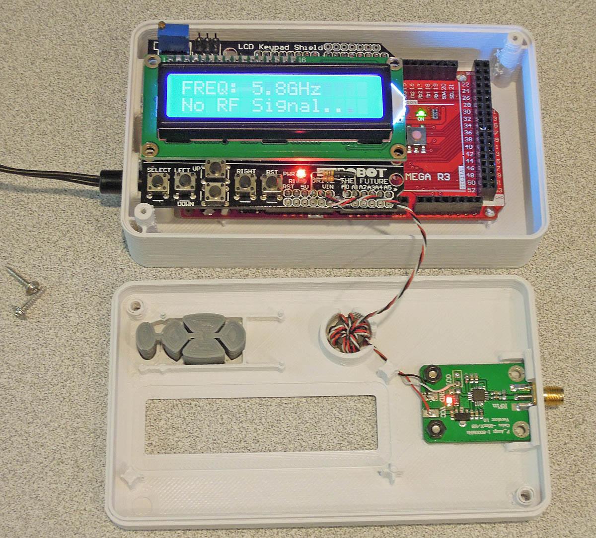 DiY RF Power / VSWR Meter  Low Cost! - R/C Wireless Video: General