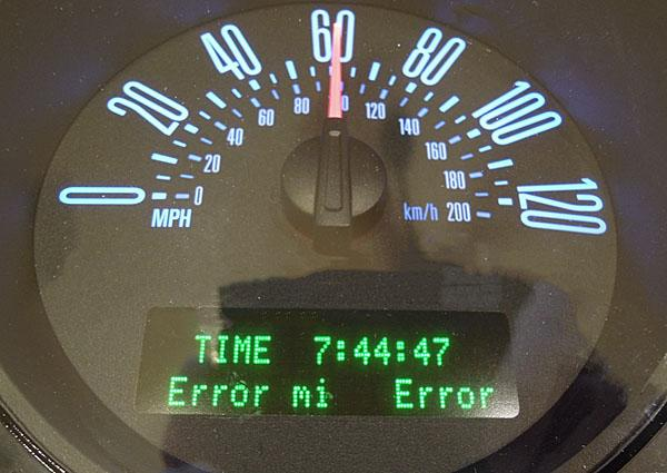 Ford Mustang Instrument Cluster Project: Introduction - Ford Mustang