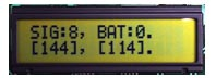 LCD Readout