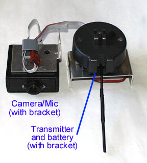 Here is what my RC-CAM looks like. Very compact!