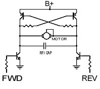 Motor Bridge Circuit